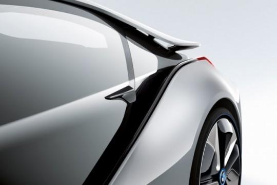 BMW i8, design extérieur
