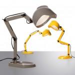 Lampe de table articulée esprit cartoon Duii