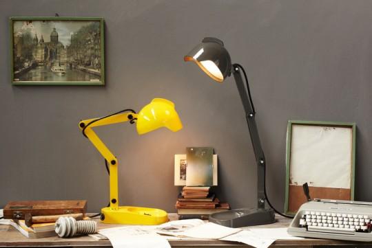 Lampe de table rétro Duii - Diesel with Foscarini