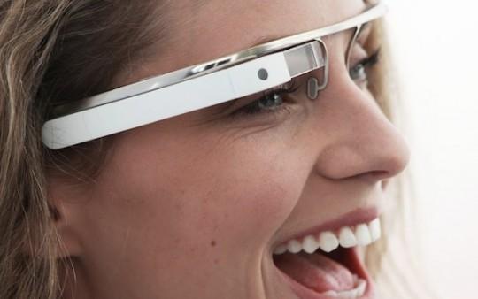 Google glasses, les lunettes à réalité augmentée de Google