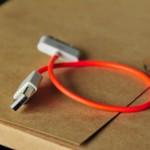 Câble iPhone très court La pieuvre à lunettes