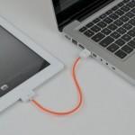 Câble USB pour iPad La pieuvre à lunettes