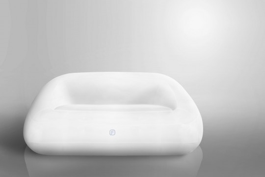 FUGU : Canapé gonflable KUKI