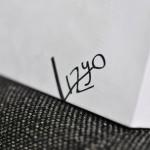 Tableau unique signé par l'artiste Lizyo