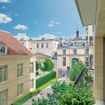 Rue privée, résidence Paris 7 Rive Gauche
