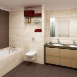 Paris 7 Rive Gauche Cogedim, salle de bain