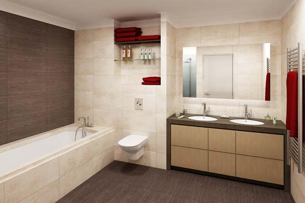 Paris 7 rive gauche cogedim salle de bain for Salle de bain paris