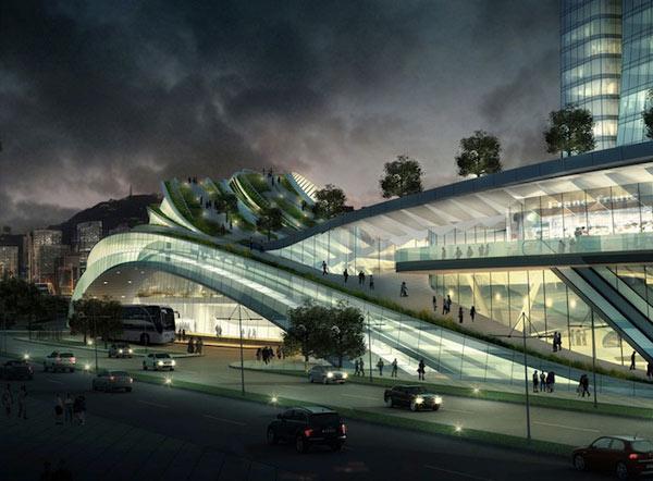 La plus grande station de métro du monde