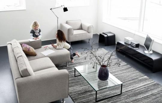 Canapé d'angle Arco BoConcept