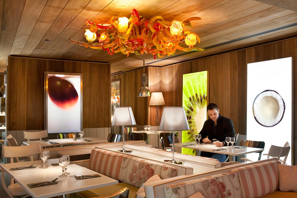 [Exclusif] Le Paradis du fruit Roots, le restaurant à fruits relooké par Starck