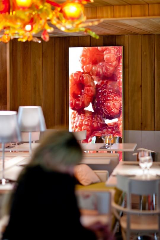 Restaurant Paradis du fruit Roots - Philippe Starck