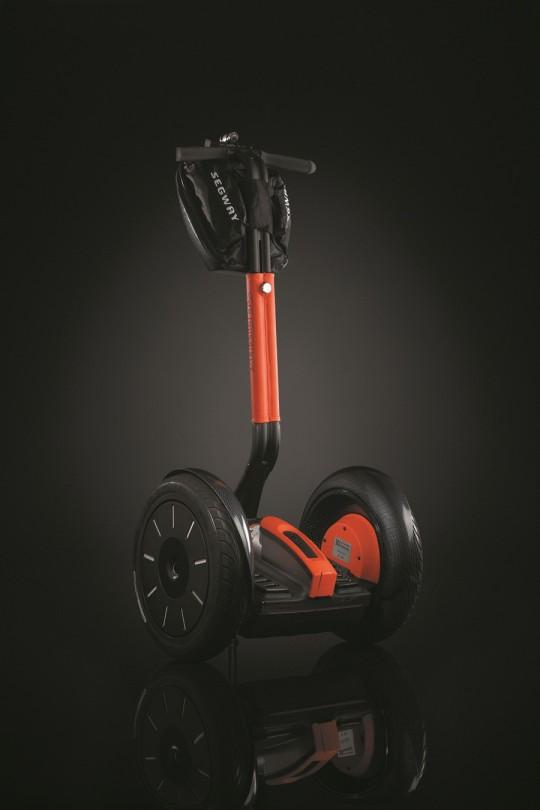 Segway série limitée noir et orange en cuir (édition limitée 10ème anniversaire