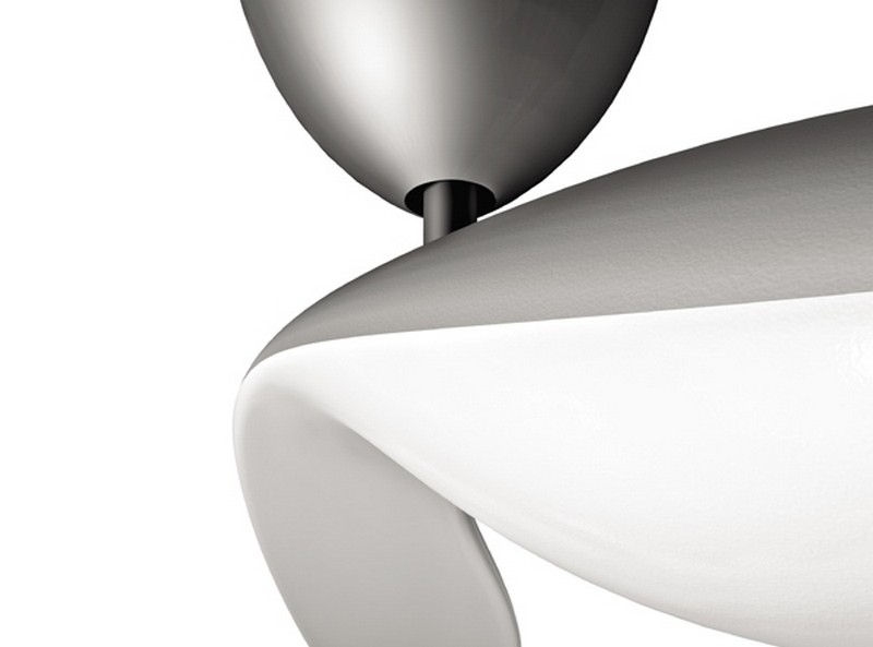 ventilateur mono pale design blade. Black Bedroom Furniture Sets. Home Design Ideas