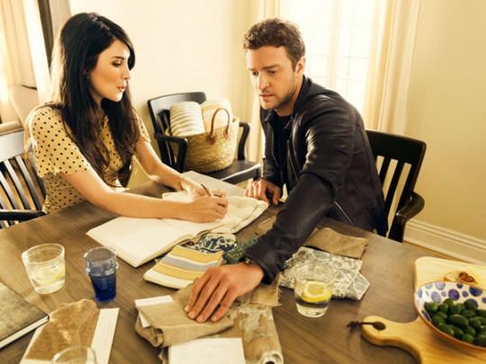 HomeMint le site de déco communautaire de Justin Timberlake