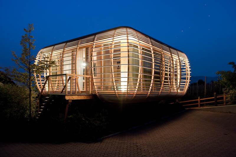 Fincube maison en bois mobile et cologique for Maison en bois mobile