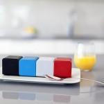 NuForce Cube, haut-parleur mobile cubique