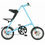 Vélo pliable sans chaine Strida