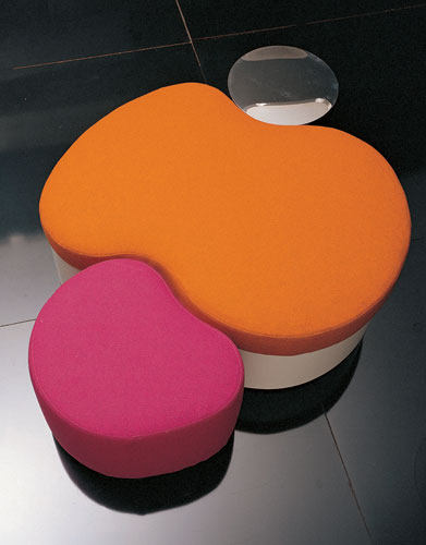 Table basse modulable Domino