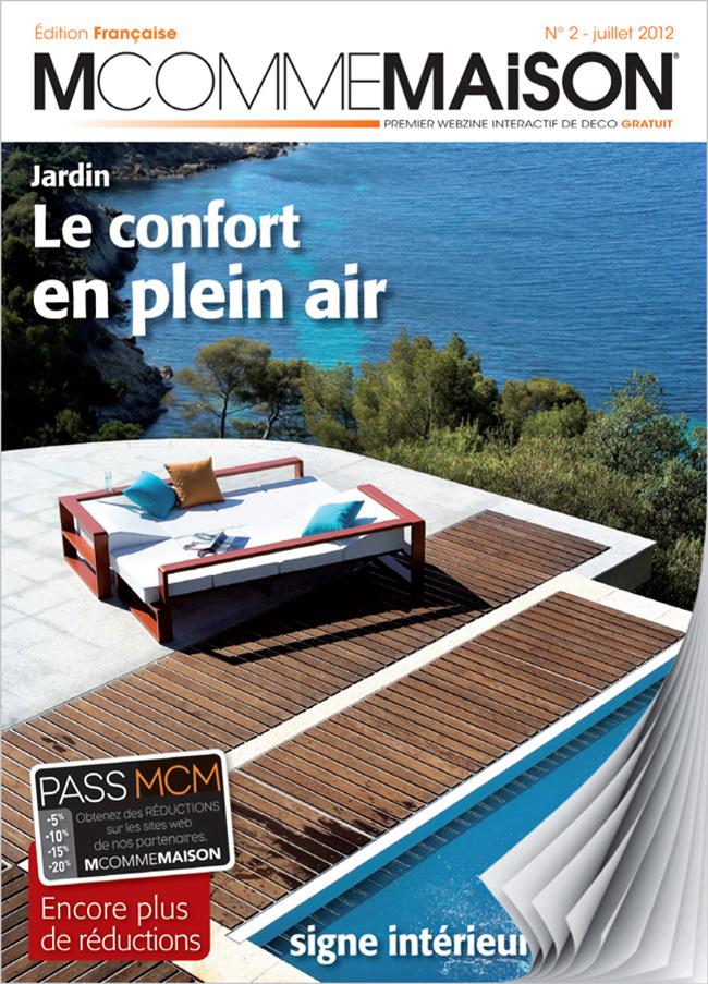 M comme Maison, le magazine numérique déco gratuit