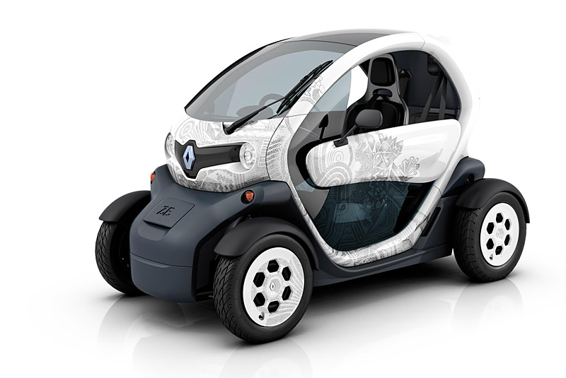 renault twizy la voiture lectrique tendance. Black Bedroom Furniture Sets. Home Design Ideas