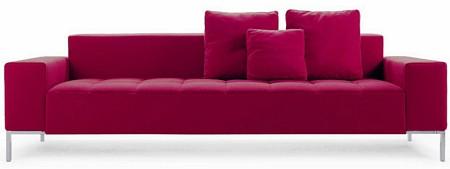canap alfa de zanotta. Black Bedroom Furniture Sets. Home Design Ideas