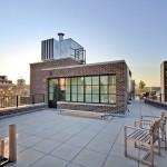 Penthouse duplex avec grande terrasse à vendre à New-York