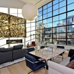 Penthouse duplex moderne à New-York