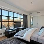 Chambre avec vue sur New-York dans un superbe penthouse