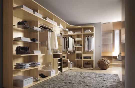 dressing ouvert sur mesure odea par gautier. Black Bedroom Furniture Sets. Home Design Ideas
