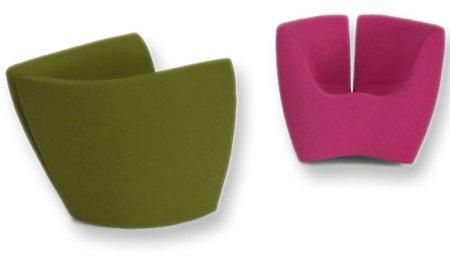 Fauteuil Design Couleur équipement De Maison - Fauteuil de couleur design