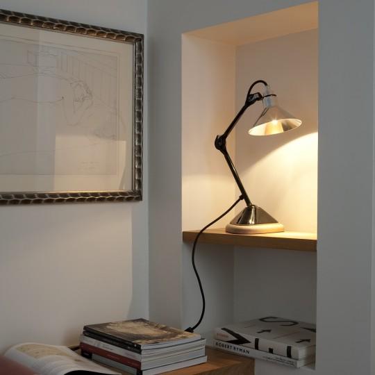 Lampe de bureau Gras 207 noire