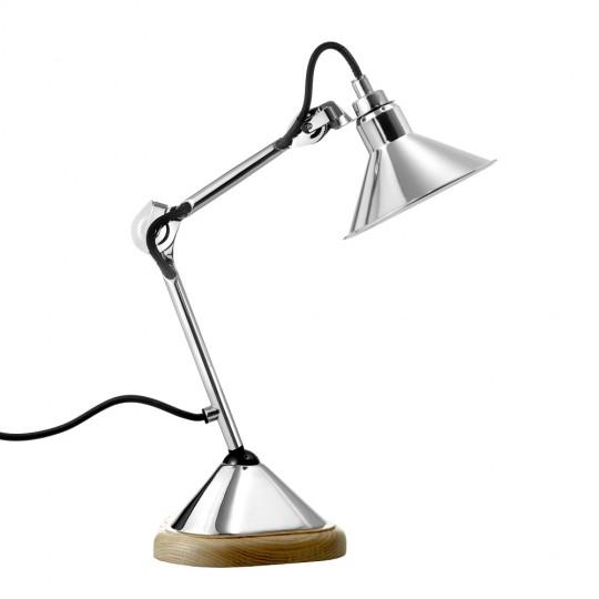 Lampe Gras 207 chromée