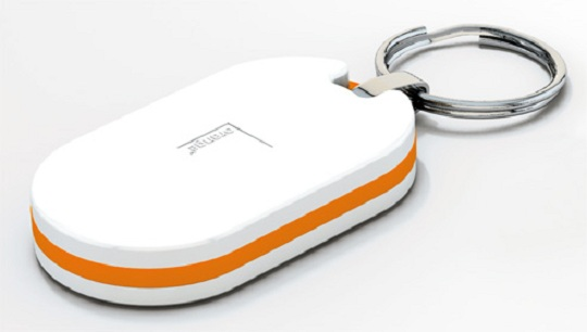 Porte-clés Orange My Plug