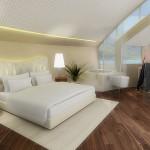 Solar resort, chambre du yatch solaire