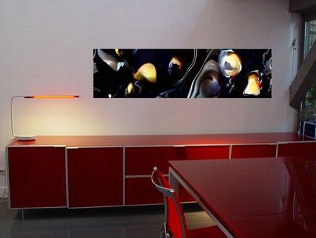 sticker mural d coratif. Black Bedroom Furniture Sets. Home Design Ideas