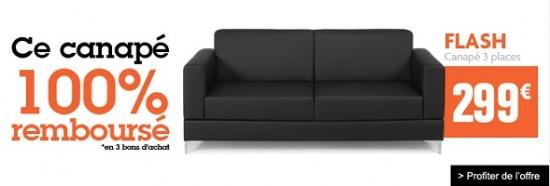 Alinéa participe à la lutte anti-crise et vous rembourse vos meubles [article sponsorisé]
