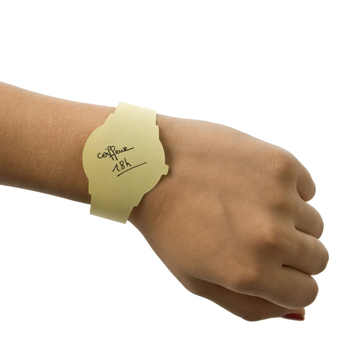 Post-it Watch : La montre pour prendre des notes à votre poignet