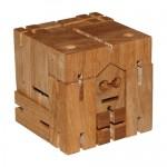 CubeBot, le robot en bois qui tient dans un cube