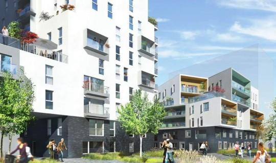 Docks de Saint-Ouen - résidence ADN Bouygues Immobilier