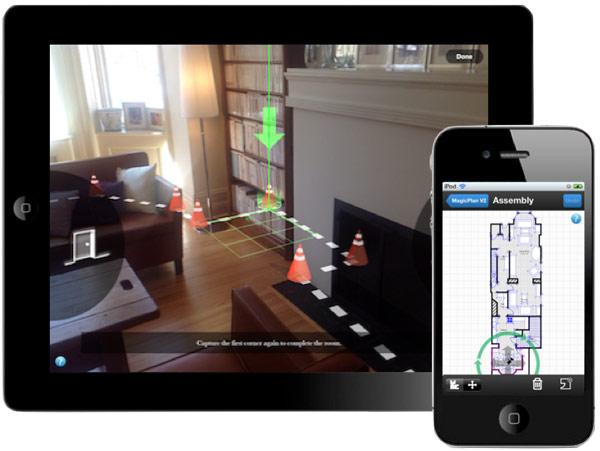 Magicplan : Créez le plan de votre appartement en quelques secondes en le prenant en photo !