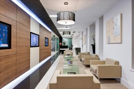 Les bureaux de PokerStars à Londres