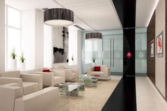 Les nouveaux bureaux de PokerStars en Angleterre