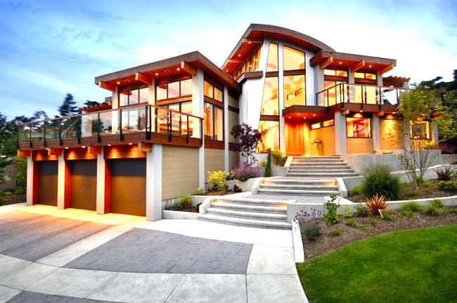 Armada house, villa de luxe au Canada