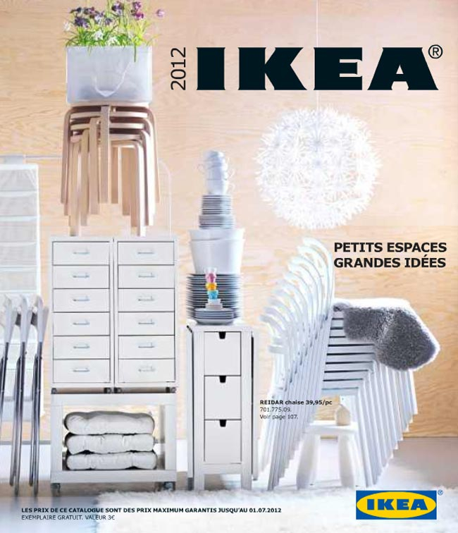 Catalogue IKEA 2012 en ligne