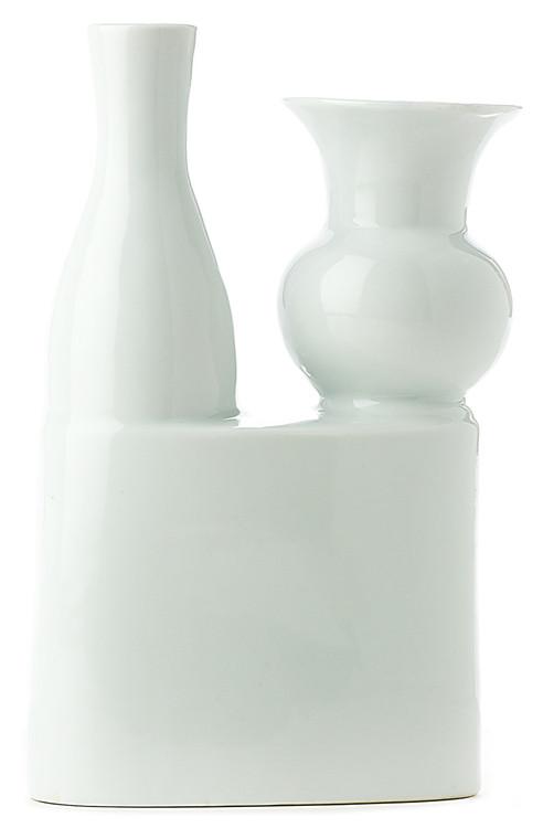 Vase 2 in 1 par Norman Trapman