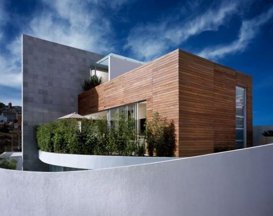 M house, villa de luxe au Mexique