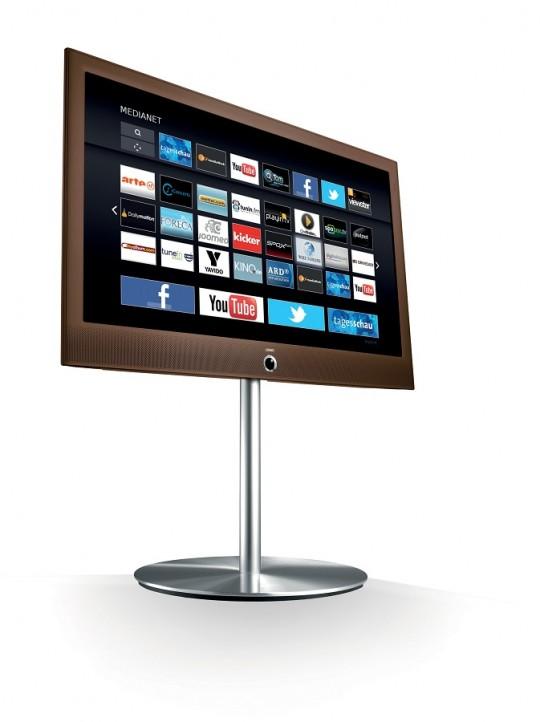 TV Loewe Xelos couleur moka