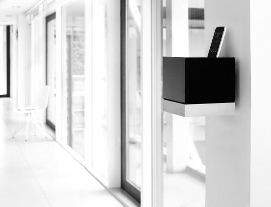Tangent Fjord | Cube hifi, dock pour iPod ou iPhone