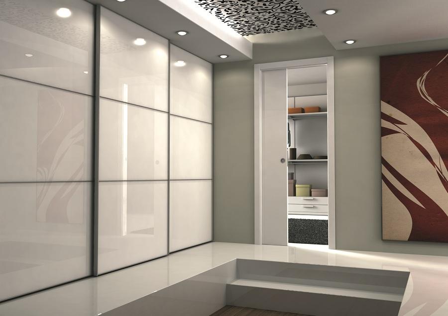 porte coulissante en bois unique eclisse. Black Bedroom Furniture Sets. Home Design Ideas