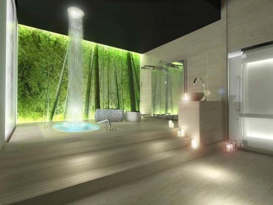 Salle de bain Anima Sonora   Studio Bizzarro
